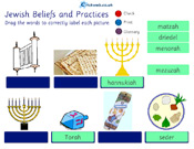 Judaism Religious Education KS1. Find out about Jewish beliefs with ...